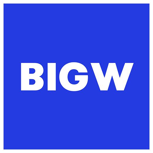 Big W Logo 2018
