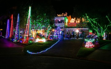 Christmas Lights Image For 2017 Event Page