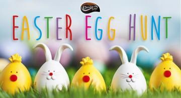 Darrell Lea Easter Egg Hunt Canberra 2017 Banner