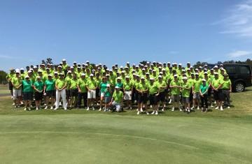 Harry Parker Golf Day 2016