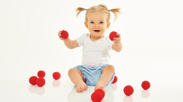 Child With Red Noses Homepage Banner For Red Nose Day
