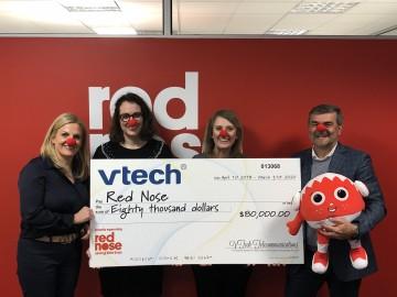 VTECH cheque