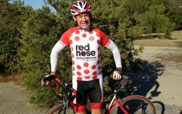 Tony O'Connor Ride for Ellen March 2017