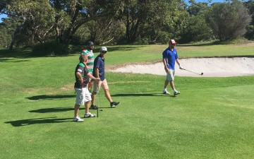 Hunter Golf Day 2016 Photo for 2017 Event