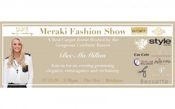 meraki fashion show event