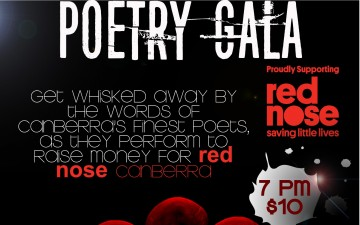 Canberra Poetry Gala 2018 Event Image