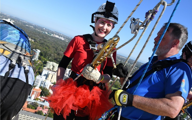 Event Image for 2018 qv1 abseil