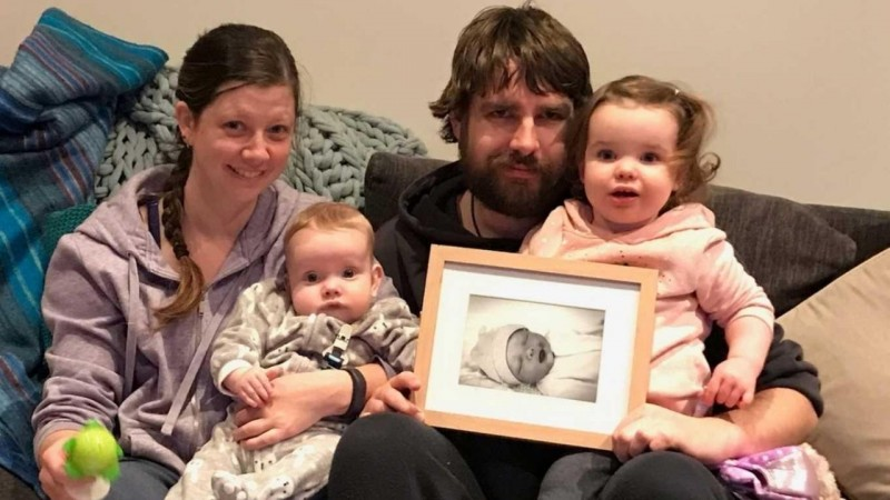 Benn Lockyer family photo