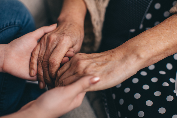 Grandparents needing support