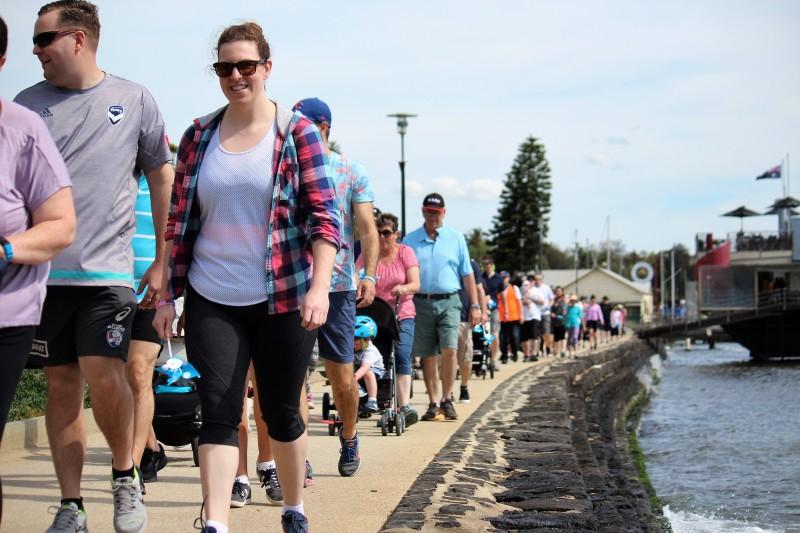 Geelong Walk of Hope 2018 News Image