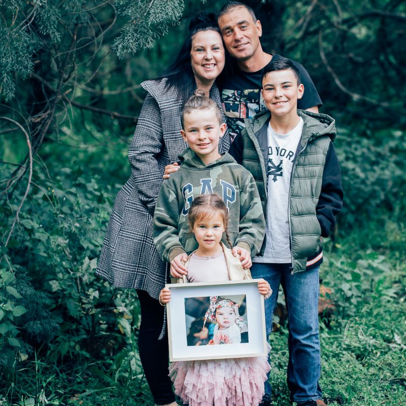 Melissa Agius family