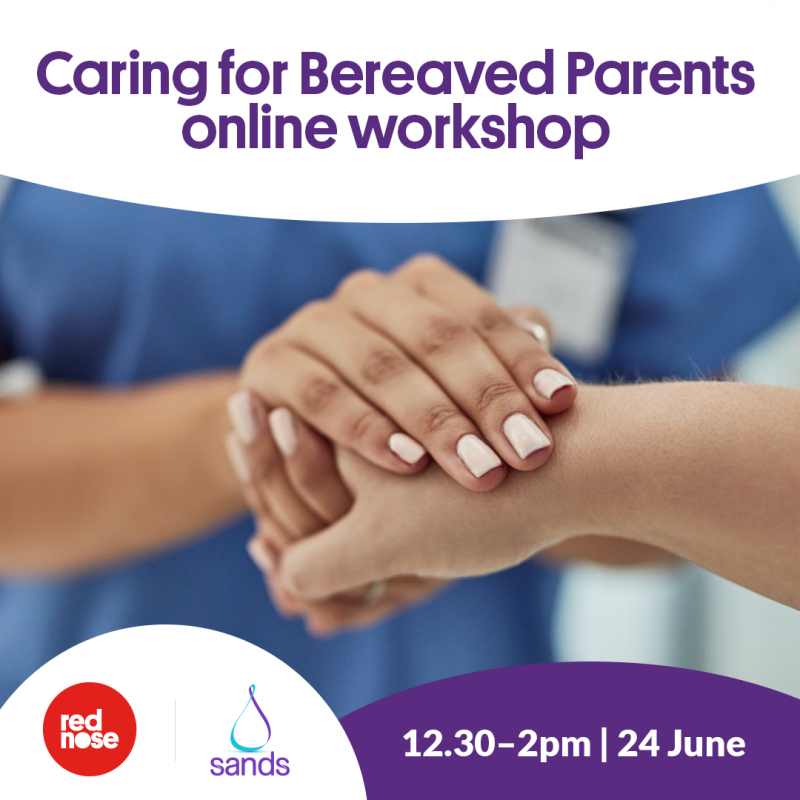 Caring for bereaved parents