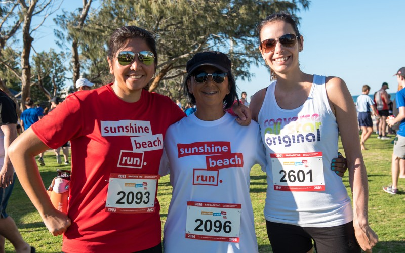 Sunshine Beach Run Image for 2018 Event Page