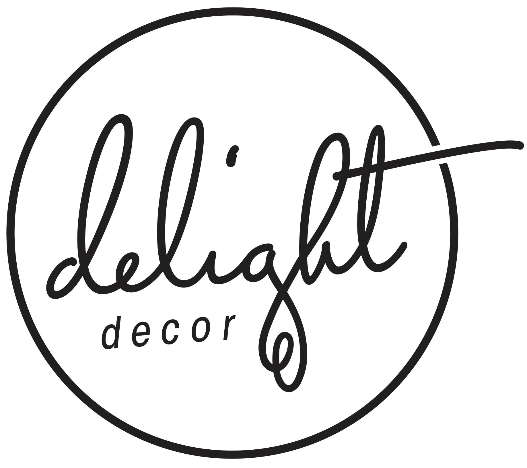 Delight Decor Logo
